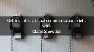 international communications