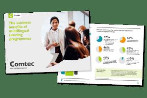 multilingual training programmes